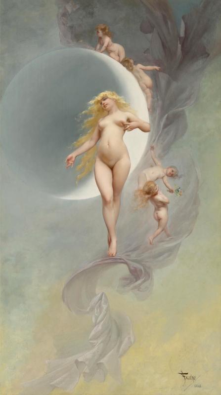 Луис Рикардо Фалеро. Планета Венера