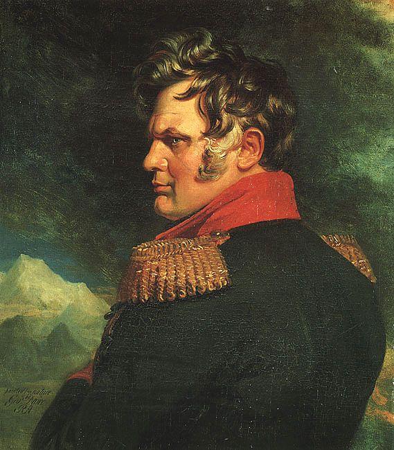 Доу. Алексей Петрович Ермолов