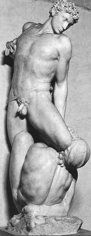 Винченцо Данти. Триумфальная победа