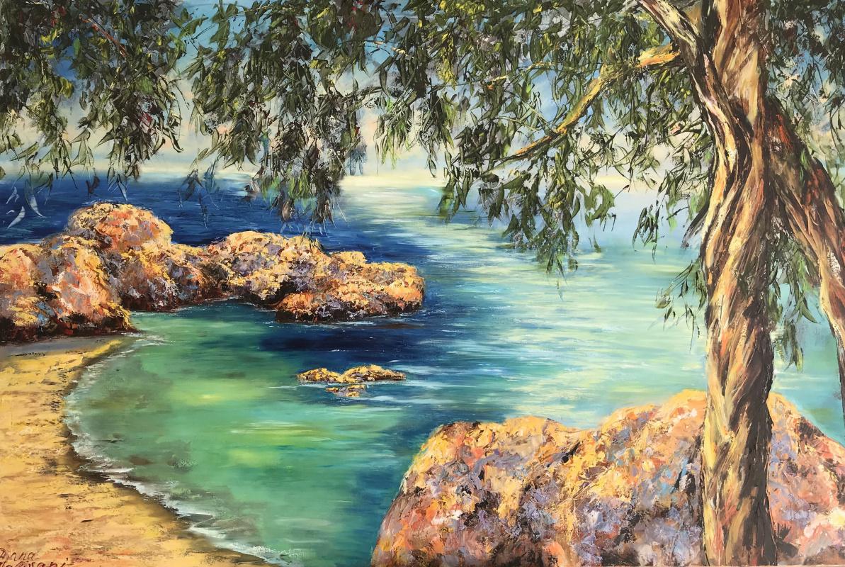Диана Владимировна Маливани. Morning. Cyprus