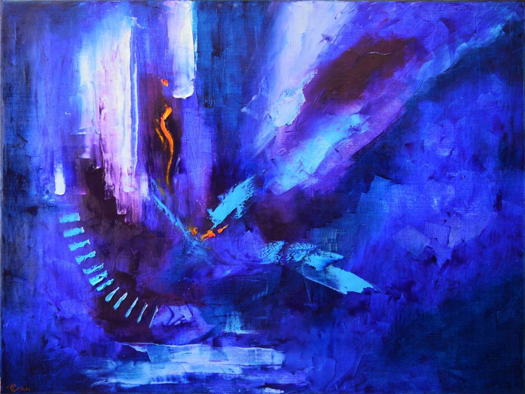 Vadim Anatolyevich Stolyarov. The birth of passion