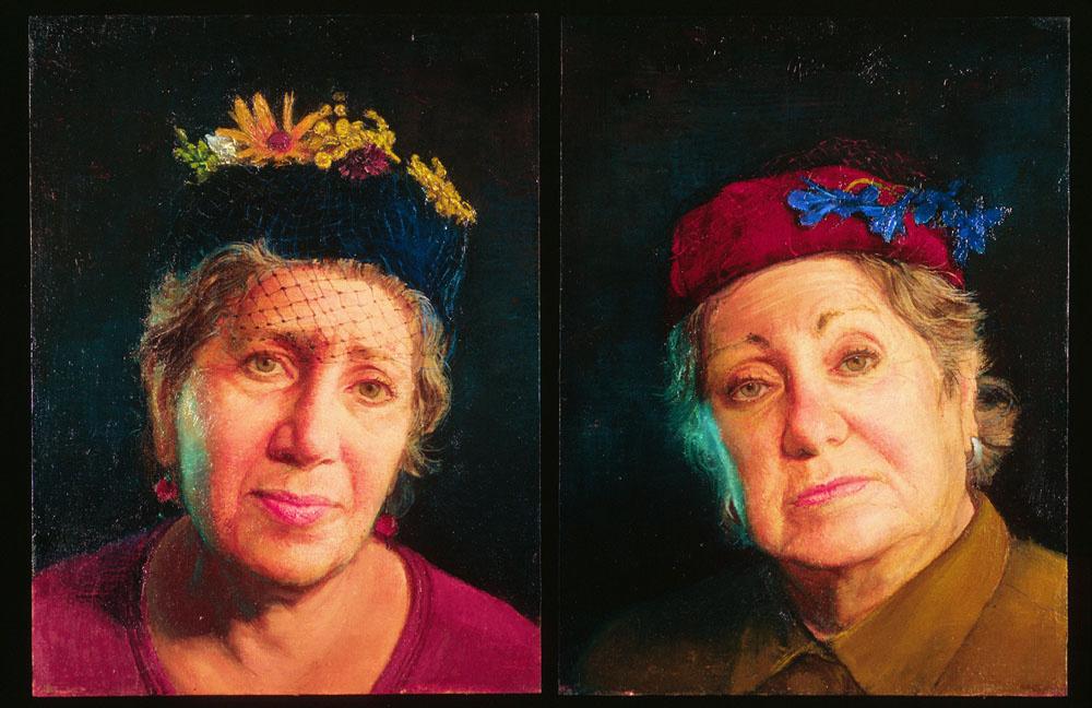 Gabriela Dellosso. Sisters