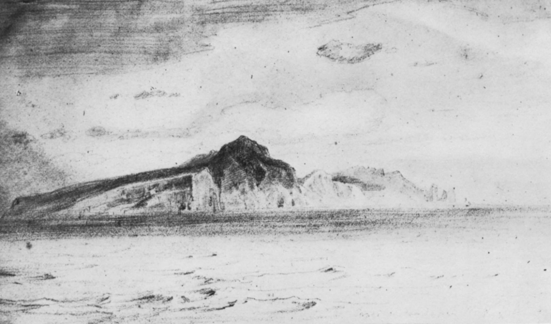 Carl Anton Josef Rotman. Capri
