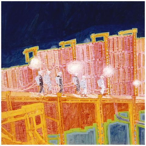 Brian Sanders. Space Odyssey 2001