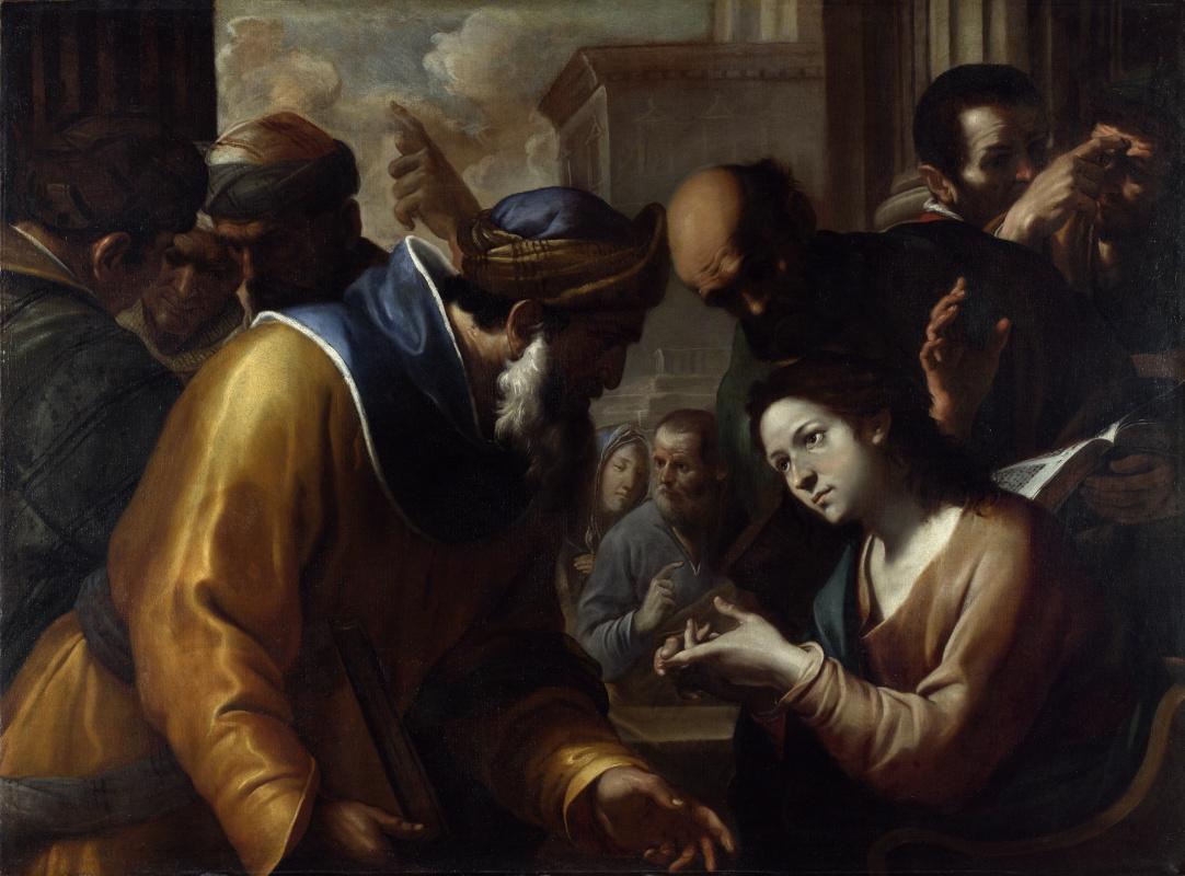 Прети Грегорио. Христос спорит с врачами
