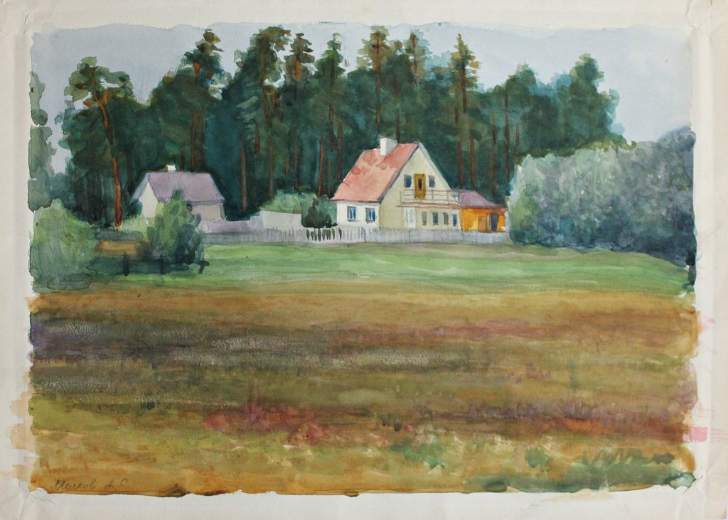 Anatoly Sergeevich Melkov. Summer houses