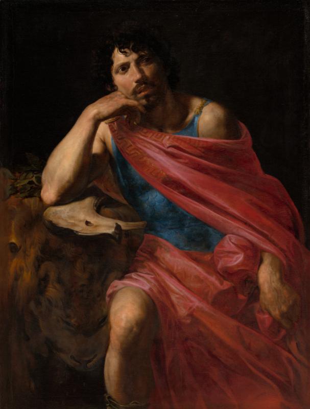 Валантен де Булонь. Самсон