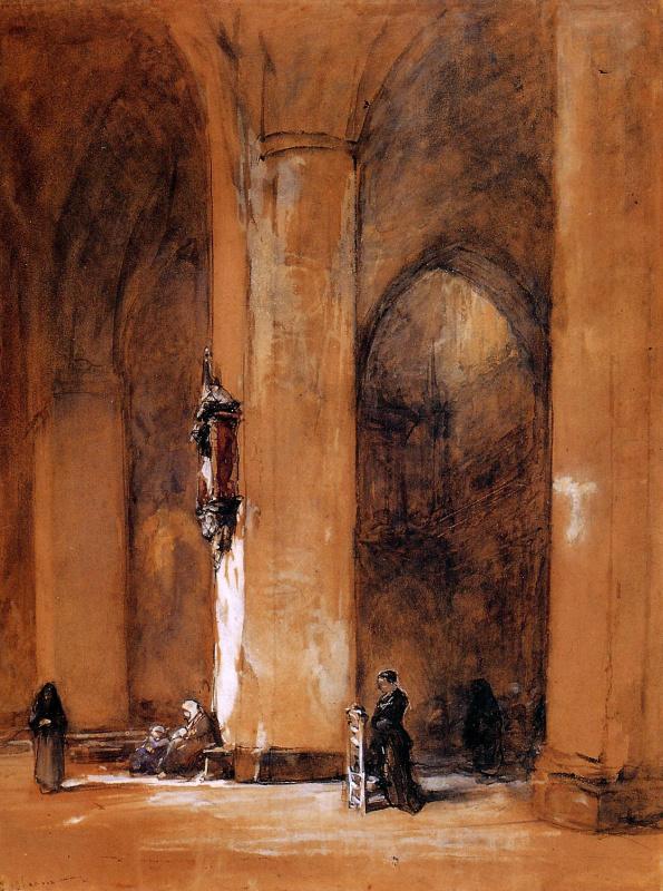 Йоханнес Босбум. Кафедральный собор в Трире