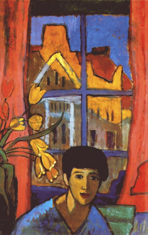 Gabriele Münter. Future