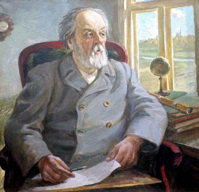 Andrei Ivanovich Bozhko. Konstantin Eduardovich Tsiolkovsky
