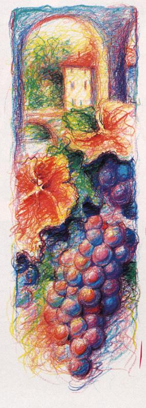 Малкольм Фарли. Виноград