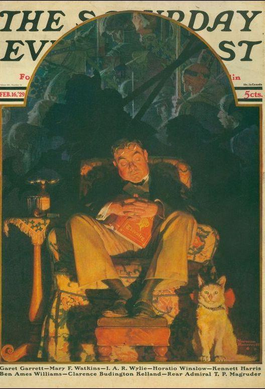 Норман Роквелл. Книга