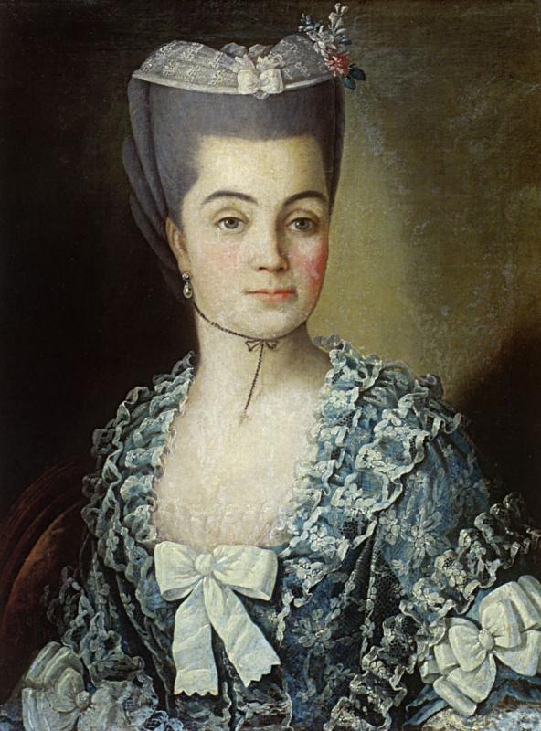 Григорий Сердюков. Женский портрет