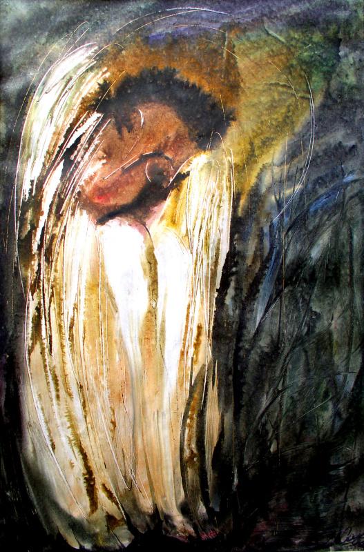 Valerij Ivanovich Sosna. Sleeping Angel