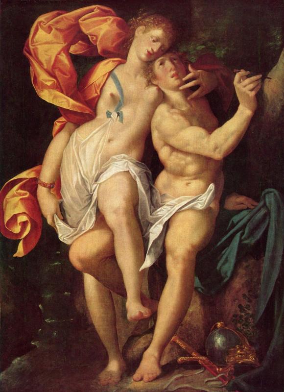 Анжелика и Медор