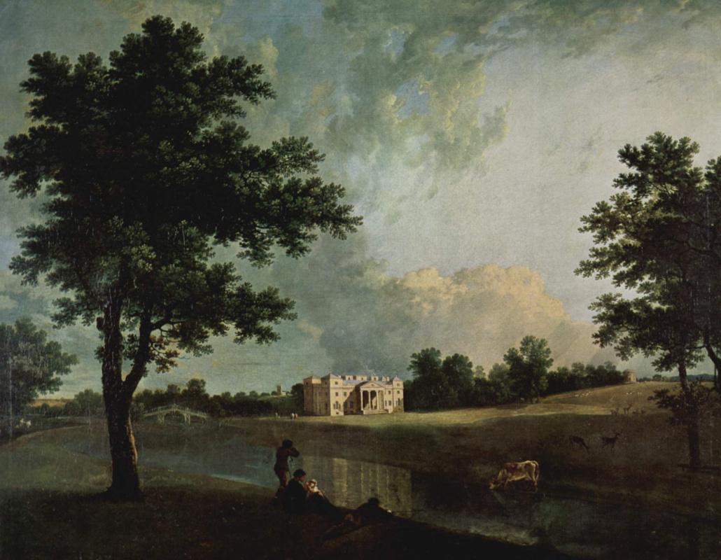 Richard Wilson. Krum Court, in Worcestershire