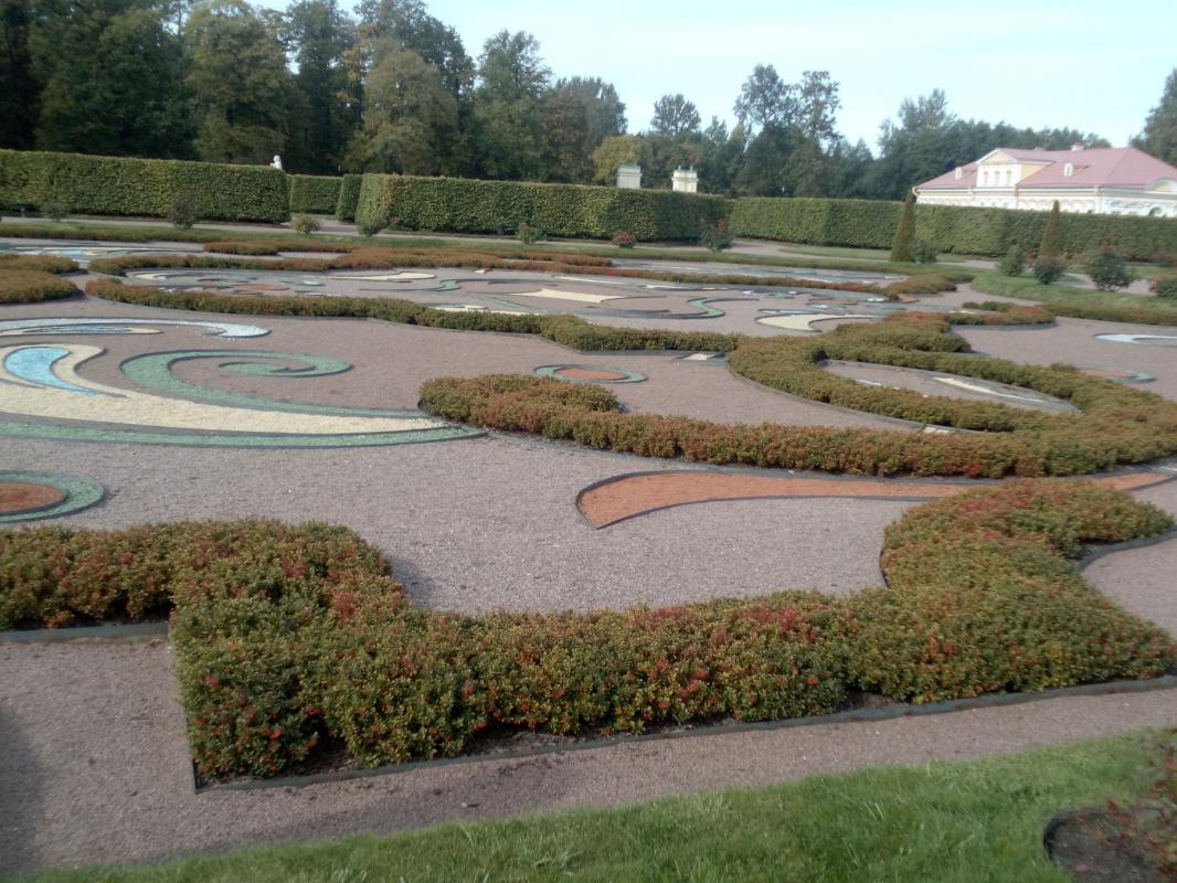"Алексей Гришанков (Alegri). ""Park patterns"""