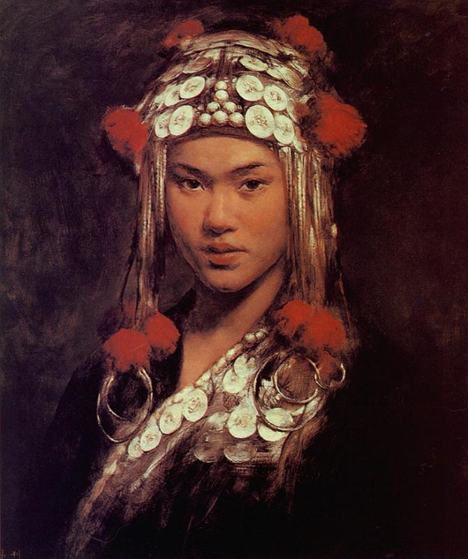 Девушка Юна