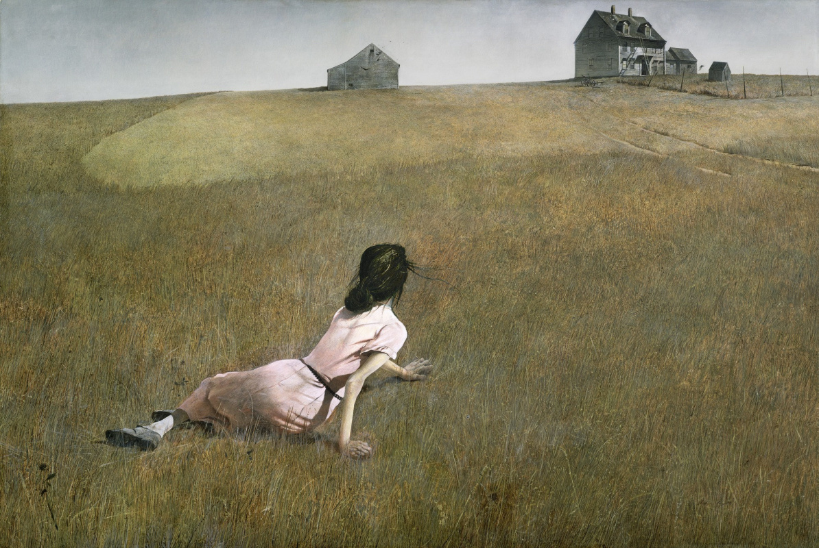 Andrew Wyeth. Christina's World