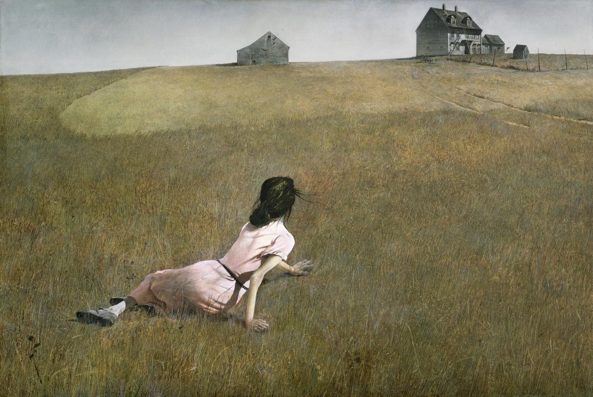Andrew Wyeth. Christina's World