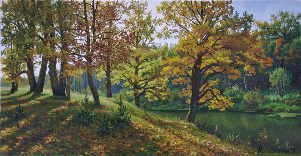 Alexander Vasilyevich Zoryukov. Gold Bolva