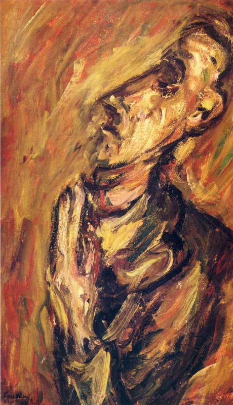 Хаим Соломонович Сутин. Молящийся человек