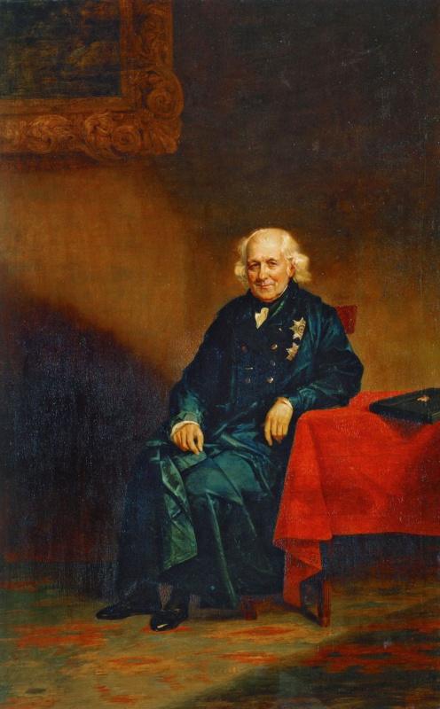 Портрет Н. С. Мордвинова