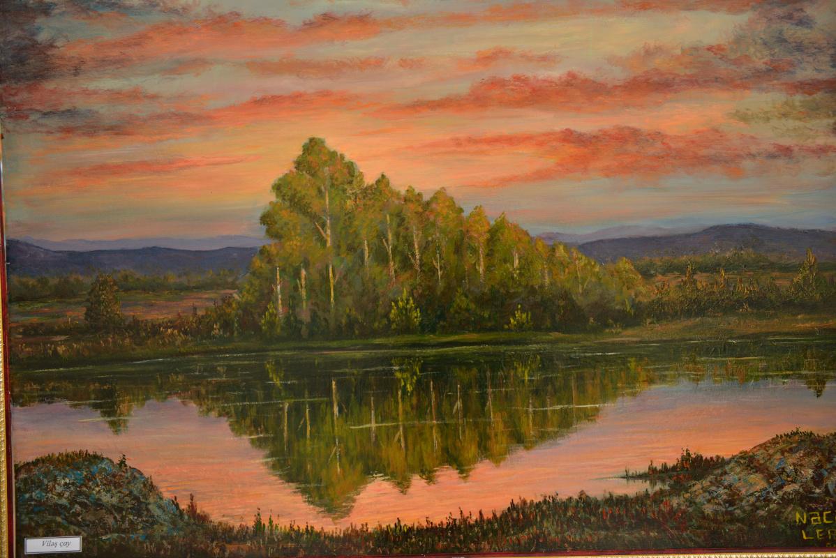 Najaf Mamedali oglu Mamedov. River villas