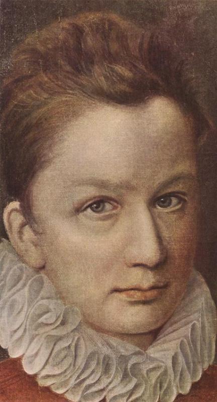 Пьер Дюмутье. Портрет молодого человека