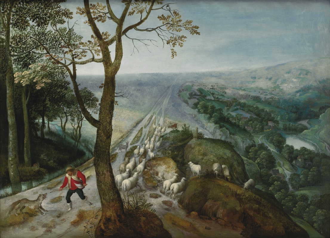 Мартин ван Клеве. Добрый пастырь