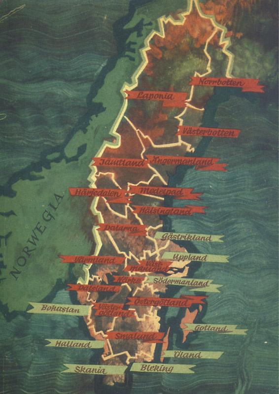 Мария Орловска. Карта