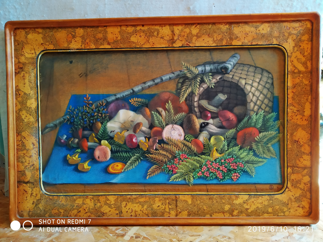 Valery Nikolayevich Orlov. Gifts of the forest