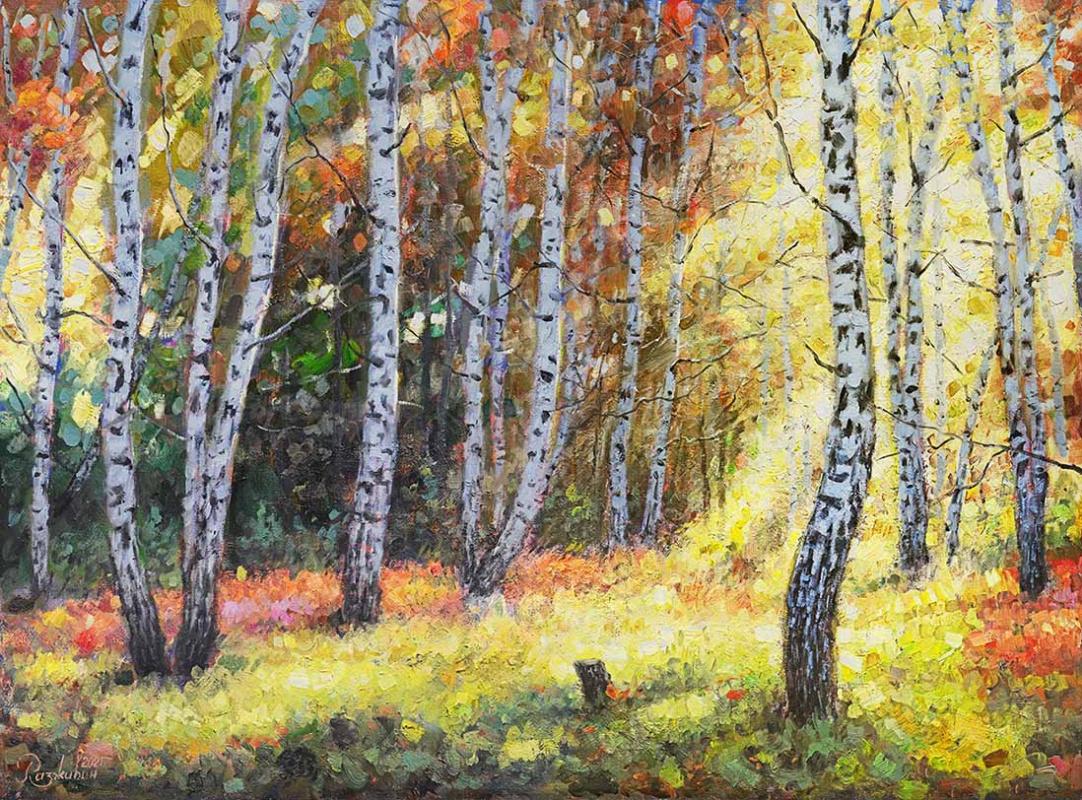 Igor Razzhivin. Birch Kingdom