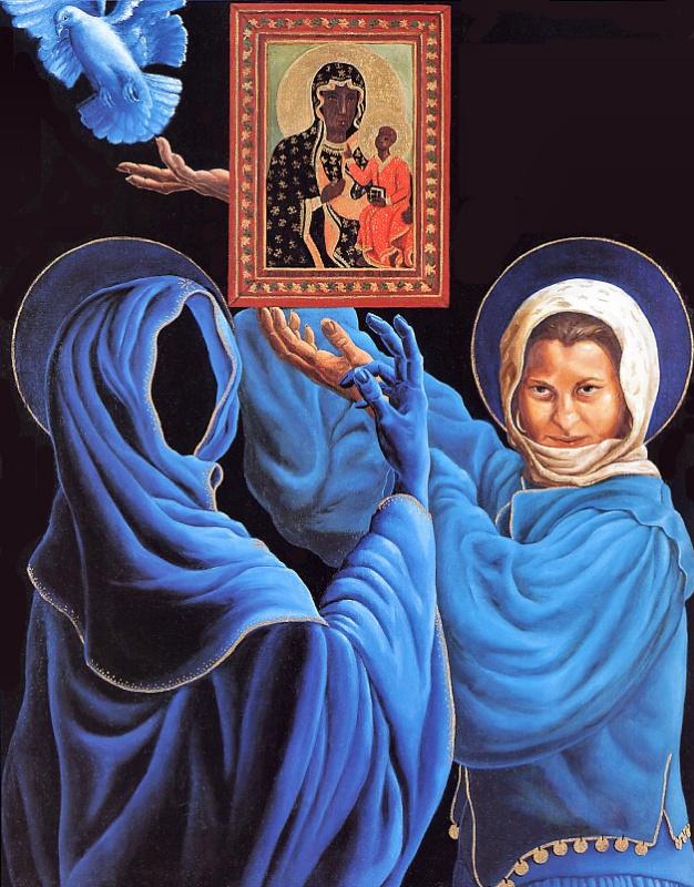 Сандра Стэнтон. Богиня тайн