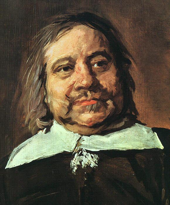Франс Халс. Портрет Уильяма Круса