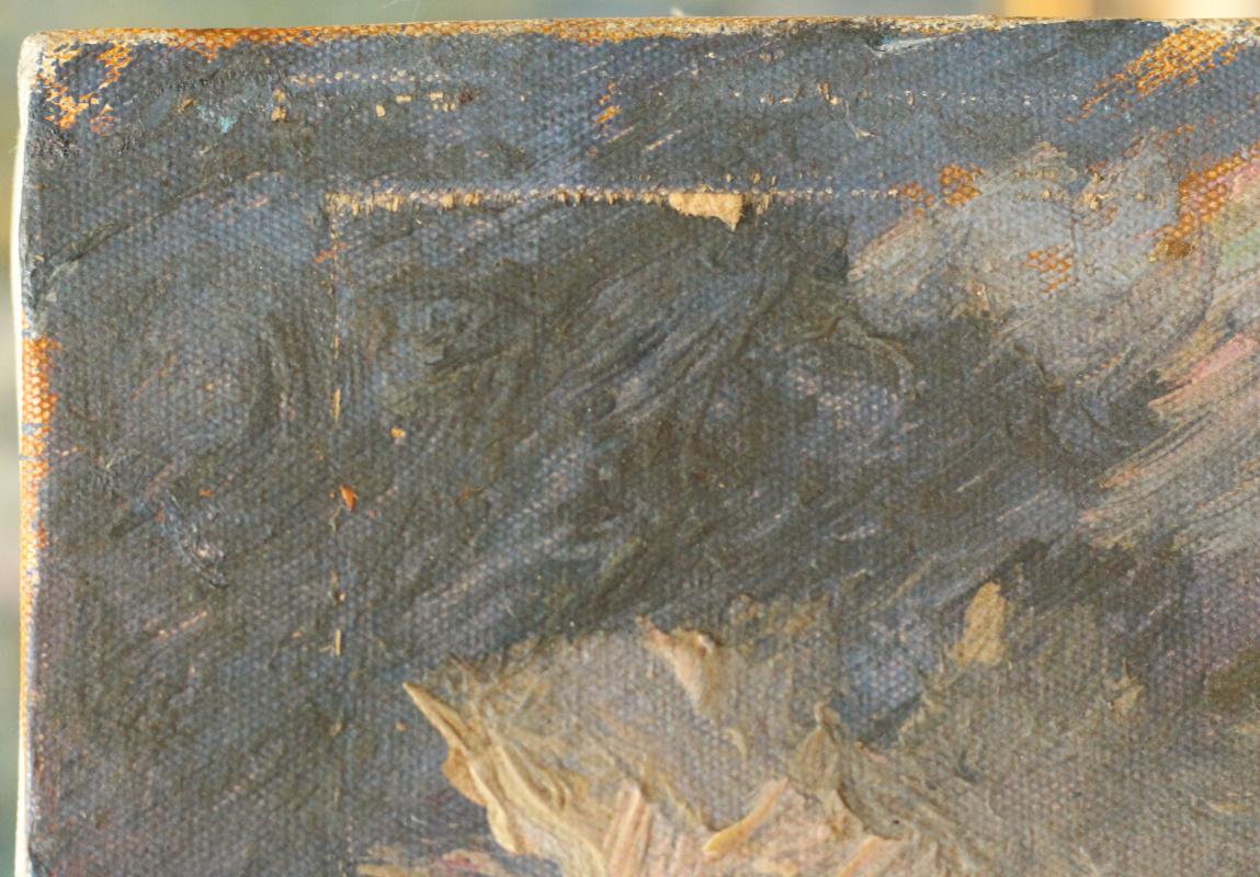 Girl with an umbrella (Monet)