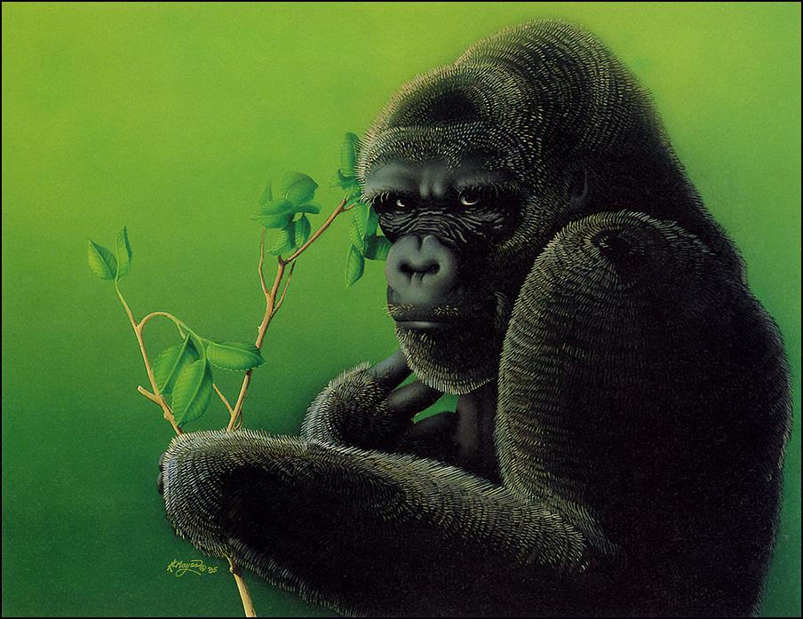 Kevin Lee Myers. Gorilla