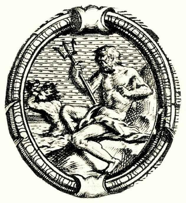 Уильям Хогарт. Нептун