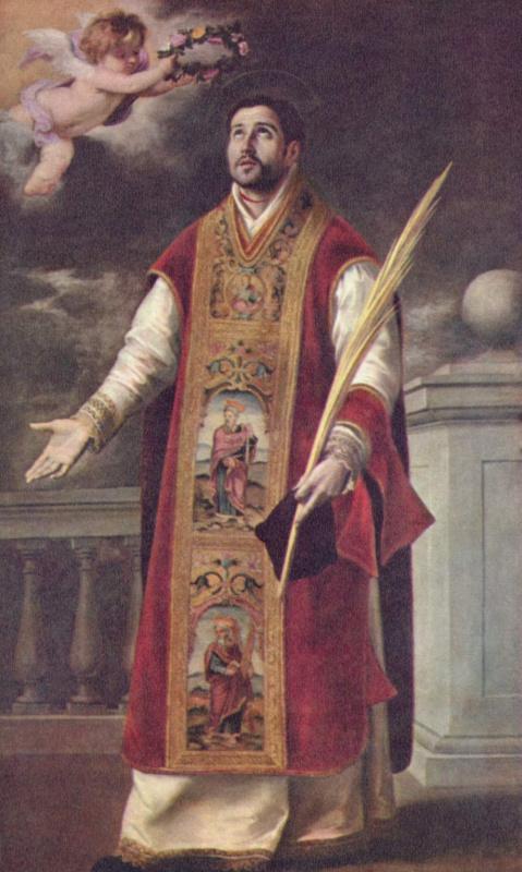 Бартоломе Эстебан Мурильо. Св. Родригес