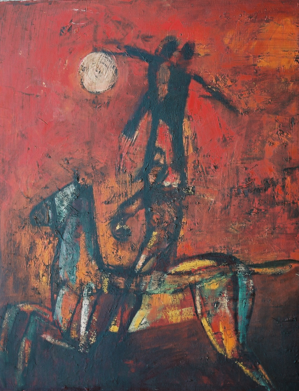 Ваган Ананян. Похищение луны