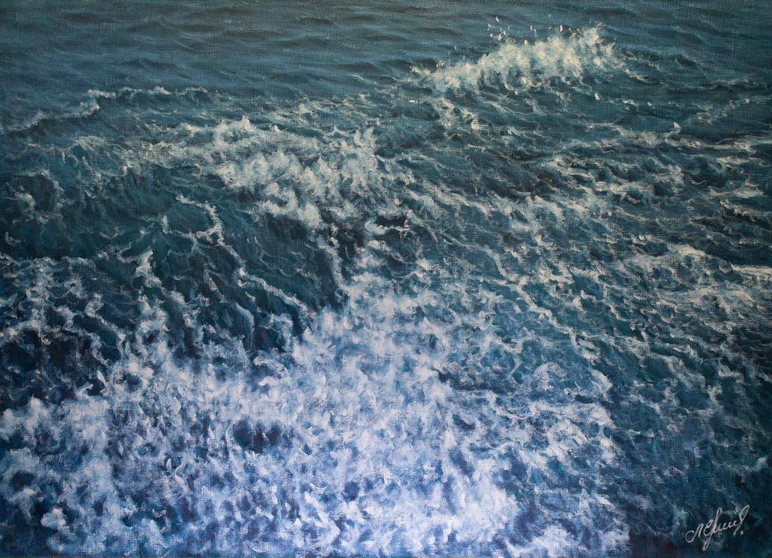 Valery Levchenko. № 561 Seascape.