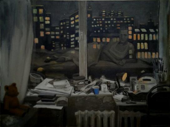 Kira Nikolaevna Shatokhina. Night alarms