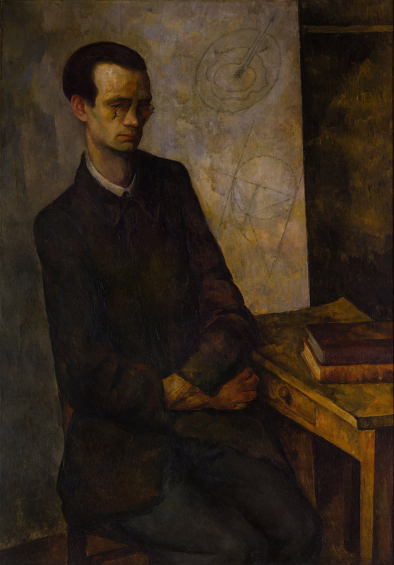 Диего Мария Ривера. Математик