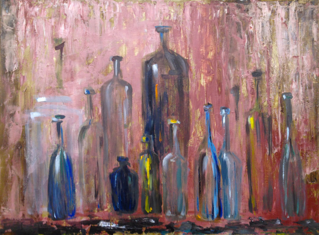 Pavel Kamyshnikau. Bottled Dreams