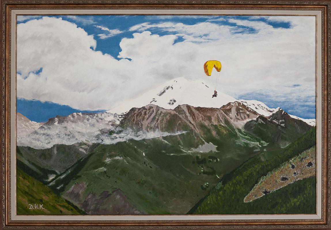 Dmitry Kobylkin. Mountain Elbrus