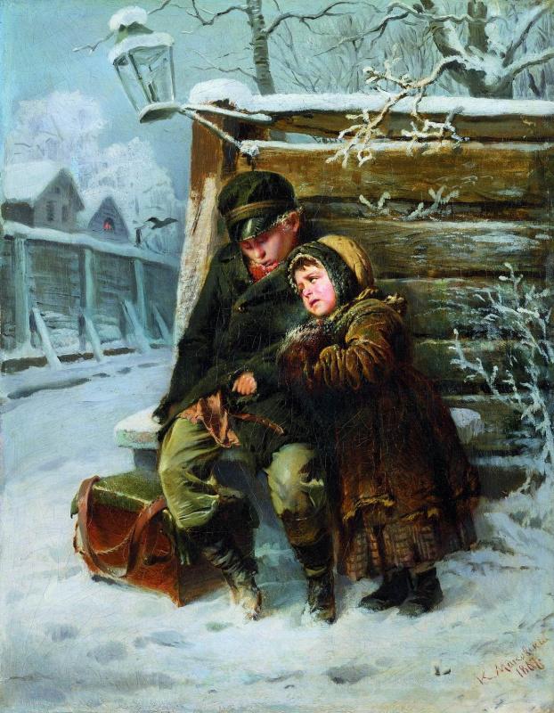 Любимые художники. Константин Маковский. Часть 2 искусство