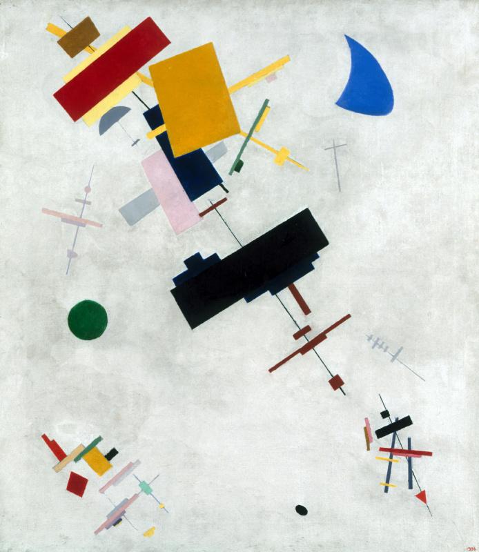 Kazimir Malevich. Supremus No. 56