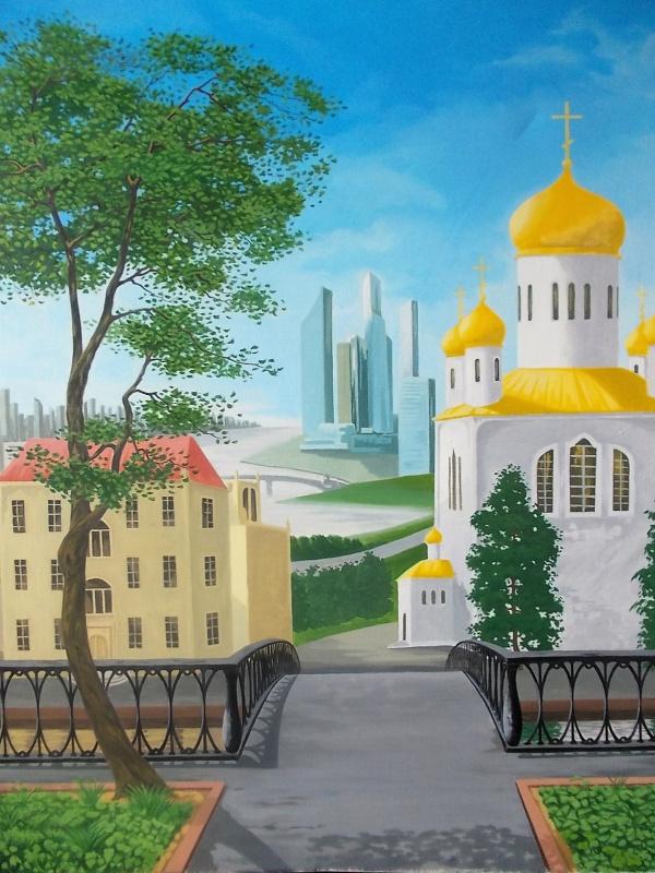Олег Юрич. Город иллюзия