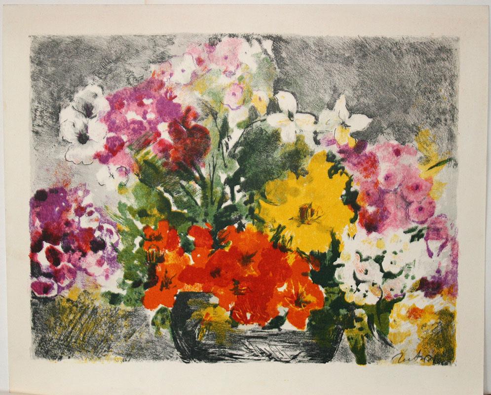 Inna Mihailovna Eisenstadt. Flowers