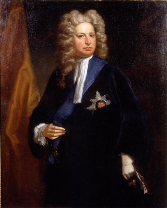 Джонатан Ричардсон. Роберт Харли, 1-й граф Оксфорд
